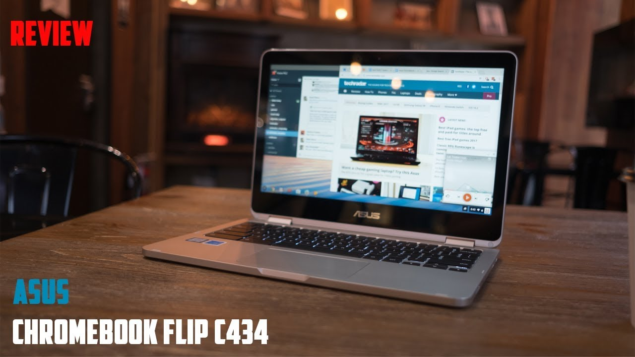Asus Chromebook Flip C434 Review 2019 | Don't Buy Before Watch The Video