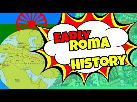 Early Roma History from RomaHistory com