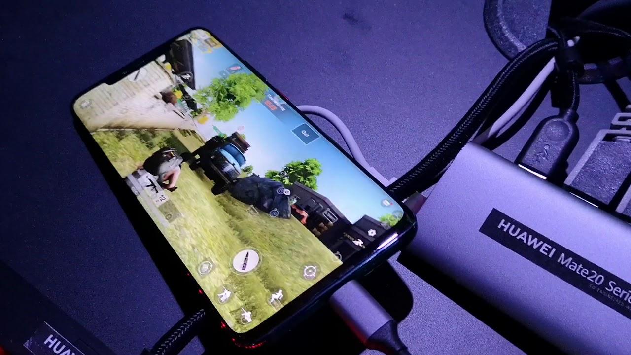 Huawei Mate 20 Pro mobile gaming | Huawei set