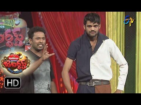 Kiraak RP Performance   Jabardsth - 16th March 2017      ETV  Telugu