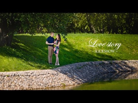 Love story Максим и Ольга
