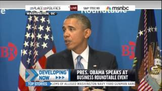 Obama: Debt limit non-negotiable, will not cave to GOP