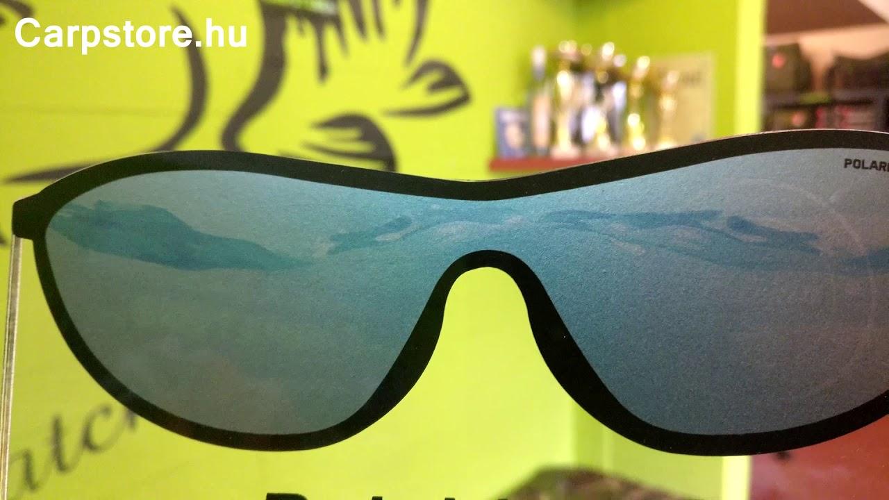 Delphin Polarizált napszemüveg teszt (Delphin Redox) - YouTube 225a0c1909