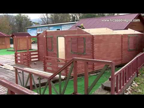 casette di legno prefabbricate di lucan
