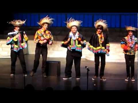 Carribean Plaid/ Matilda - Mcc Magic of Musical Theater performance