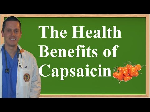 The Health Benefits of Capsaicin (Cayenne Pepper)