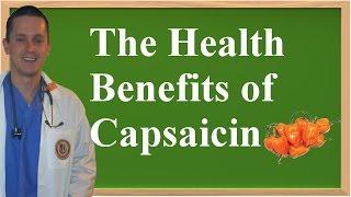 The Health Benefits of Capsaicin