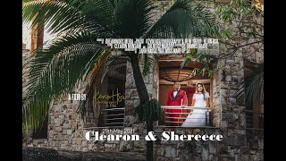 Clearon + Shereece   29.05.2021   Christian Wedding Film   Sharks Board