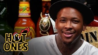 Download YG Keeps His Bool Eating Spicy Nuggets | Hot Ones Mp3 and Videos