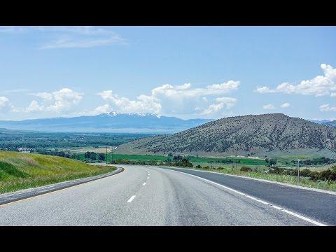 16-16 Montana Big Sky: I-90 West