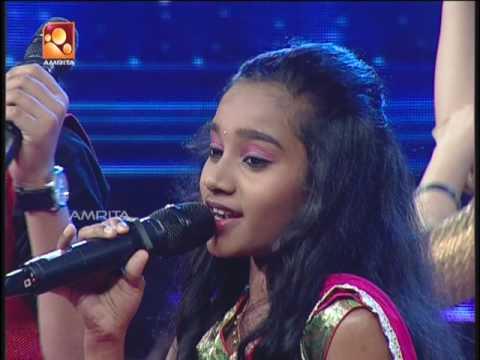 Super Star Junior- 5 | Saubhag & Bhavana | 'Oorellam Unnai Kandu…'