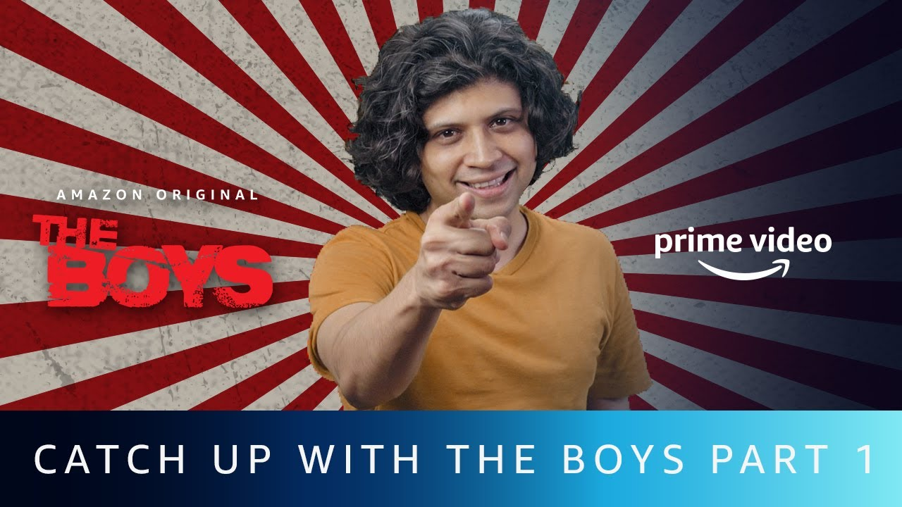 Catching up with The Boys S2 | Part 1 - Spoiler Alert! It's F**ked Up! | Rahul Subramanian