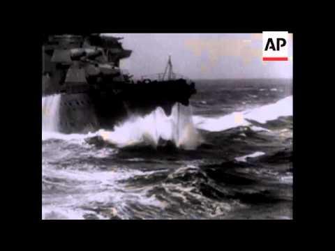 Scharnhorst Sunk - Special