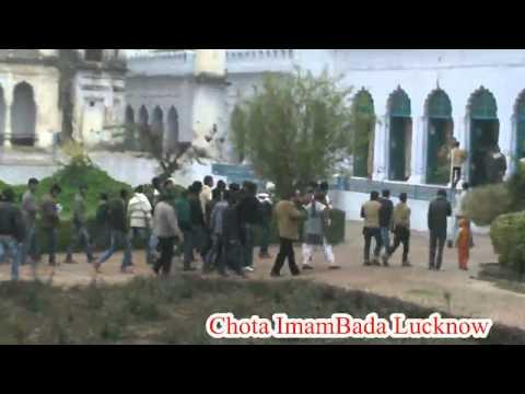 Allama Syed Zamir Akhter Naqvi (Lucknow Visit-2012  (Part-01)