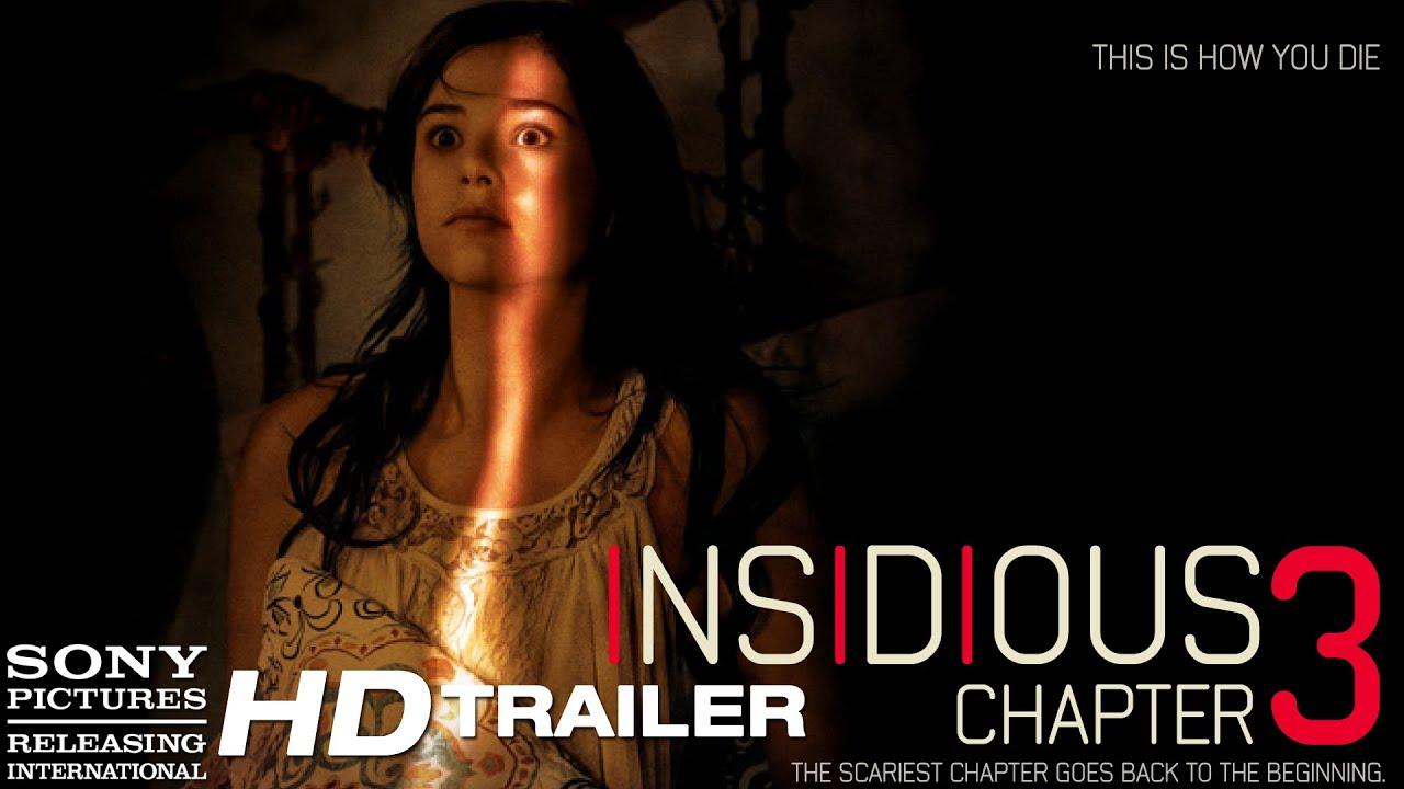 De trailer van Insidious: Chapter 3