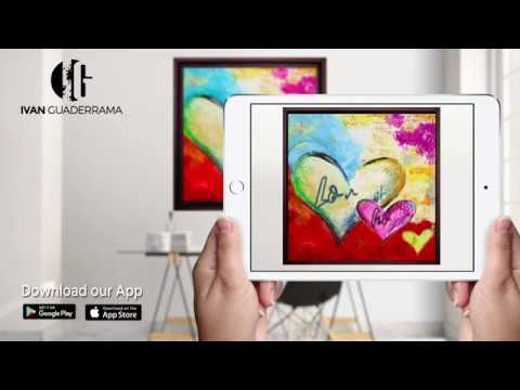 With Love: Interactive Art By Ivan Guaderrama