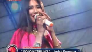 "Indah Purnama # Bojo Ketikung #  "" New Davis Live Balun """