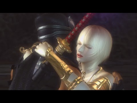 Ninja Gaiden Sigma 2 Final Boss Ending Scene Full Staff