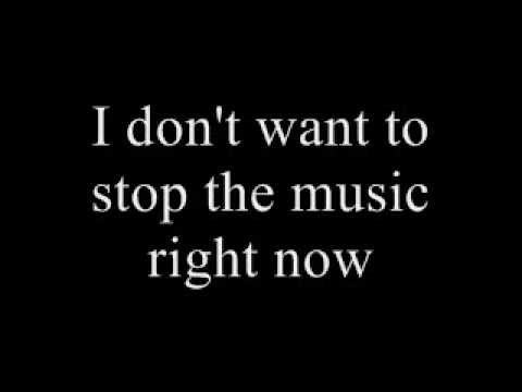 Don't Stop The Music Lyrics