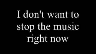 Don't Stop The Music Lyrics