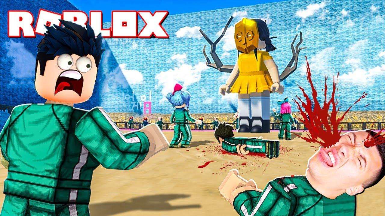 Download LE MEILLEUR JEU SQUID GAME SUR ROBLOX !! (Nouveaux Jeux/Episodes)