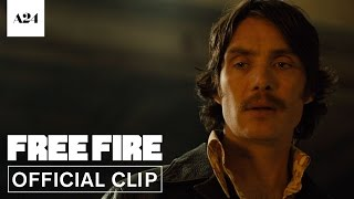 Free Fire | Annie's Song | Official Clip HD | A24