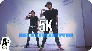 "Baixar ""5K"" - Emori ft. Jag | Coreografia Apenas Dance"