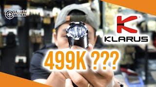 Đèn Pin Tác Chiến Rẻ Nhất, Ngon Nhất - Unbox KLARUS A1 - Chuyentactical.com