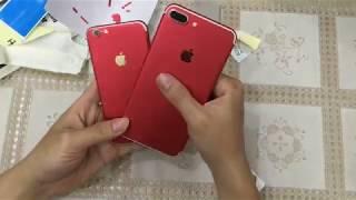 Dán Skin giả iPhone RED cho 6/6plus/6s/6s Plus7/7plus - 0901737090 - 0901737292