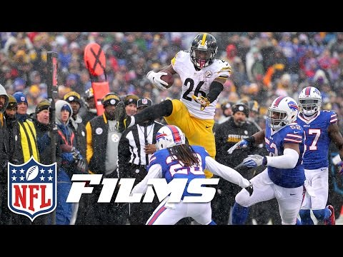 Le'Veon Bell's Big Day (Week 14)   NFL Turning Point