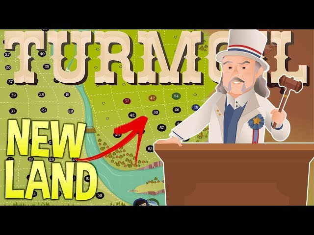 Turmoil The Heat is On - New Oil Rich Land Zone! - Gassy Problems - Turmoil Gameplay