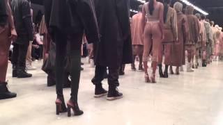 Kanye West - Yeezy Season 2 - NYFW Spring 2016