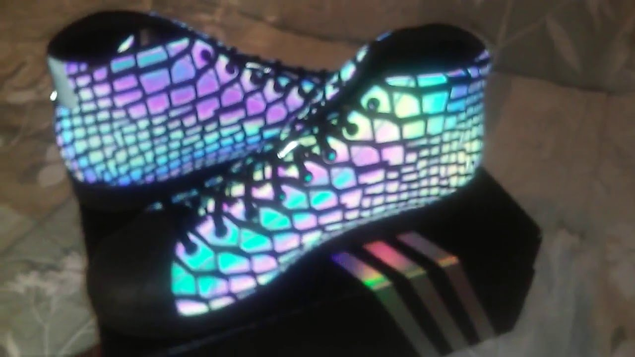 0958a4c9b Sneaker Collection  Adidas Pro Model Zeno Black Video 228 - YouTube