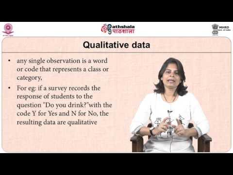 Introduction to Statistics (SWE)
