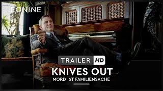 KNIVES OUT - MORD IST FAMILIENSACHE - Trailer (deutsch/german)