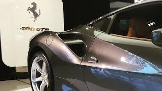 Ferrari 488 GTB Preview Australia