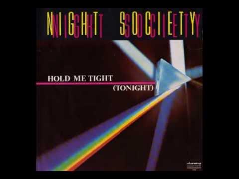 """Night Society - Hold Me Tight (Tonight) (Italo-Disco on 7"""")"""