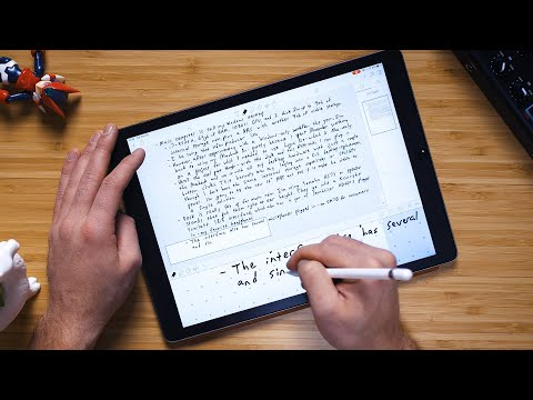 The Best Note-Taking App For The IPad
