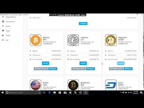 FREE ALL COIN MINING 100 GHS POWER