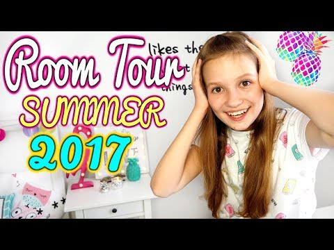 ROOM TOUR SUMMER 2017 + Bonus z Michałkiem ❤ CookieMint