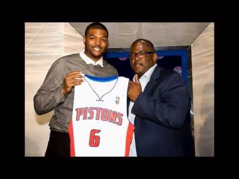 Detroit Pistons 2013-2014!