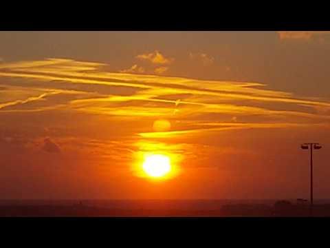 Isle of Man 4K - Sun and Nibiru/Planet X?