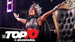 Top 10 Mejores Momentos de RAW WWE Top 10 Oct 25 2021