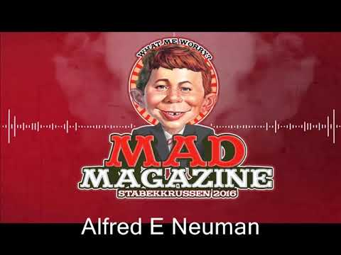 MAD ESL--An Introduction to Alfred E Neuman