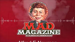 MAD ESL--An Introduction to Alfred E Neuman This site contains videos helping INTENSIVE ENGLISH AS A SECOND LANGUAGE students learn and understand about some American cultural references ...