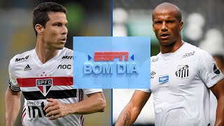 Os trintões que 'dão caldo' no futebol brasileiro | ESPN Bom Dia