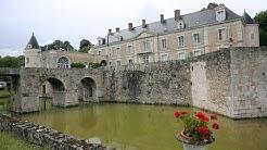 VIDÉO. Le château de Saint-Denis-sur-Loire soutenu par le Loto du patrimoine