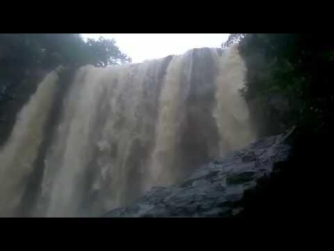 Mainpat Chhattisgarh TigerPoint Waterfall