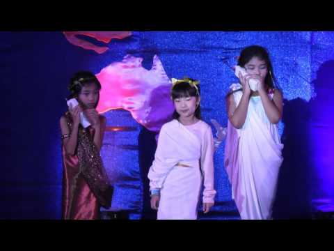Ascot International School : Key Stage 2 Production : A Short History of the World Part 1
