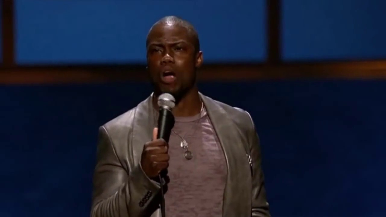 Kevin Hart's Dad Stand up
